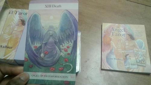 angelic cards of tarot