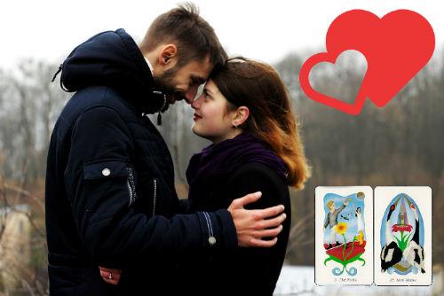 free reading of love tarot