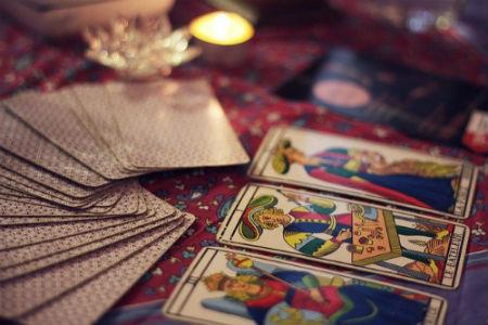 online card reading tarot